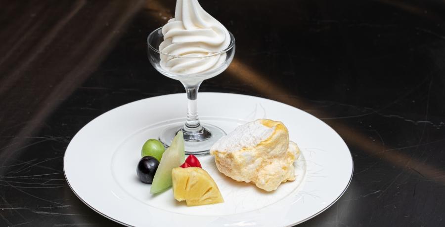 手工甜點/ 精緻水果