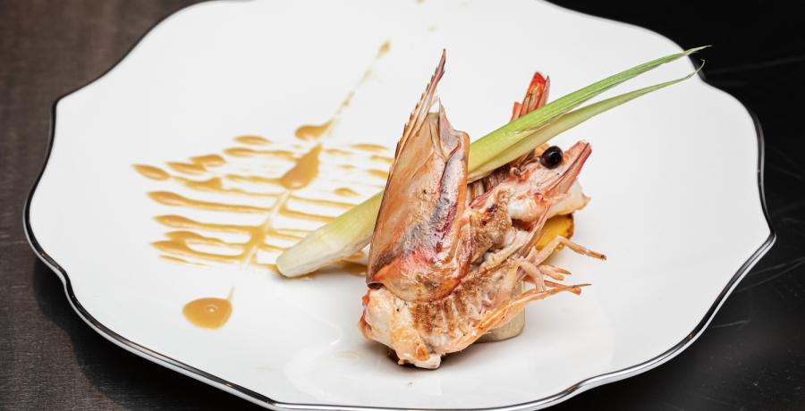 澎湖野生明蝦