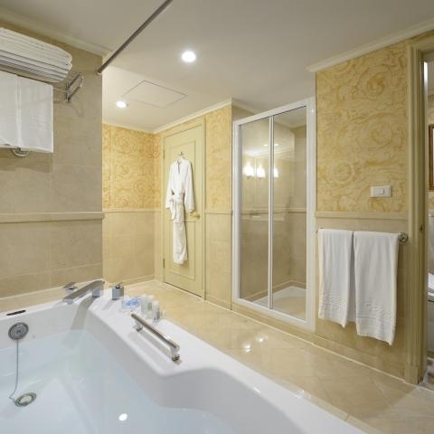 總統套房 (衛浴)