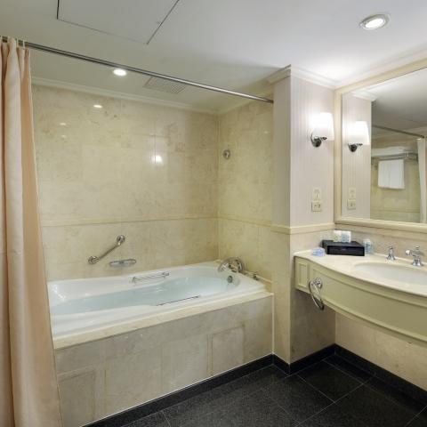 華國套房 (衛浴)